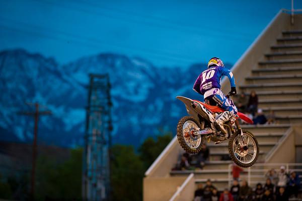 Salt Lake City Supercross 2012