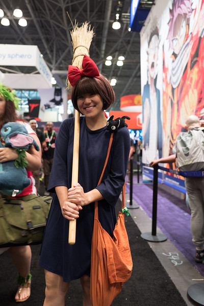 New York Comicon 2017