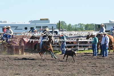 07-03-14 Slack Calf Roping
