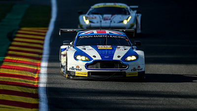 2016 ELMS 4 Hours of Spa Francorchamps