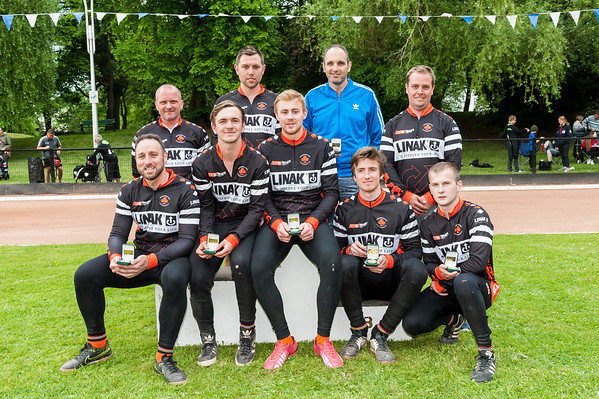 BRITISH CLUB CHAMPIONSHIPS FINAL EAST PARK MAY 29TH