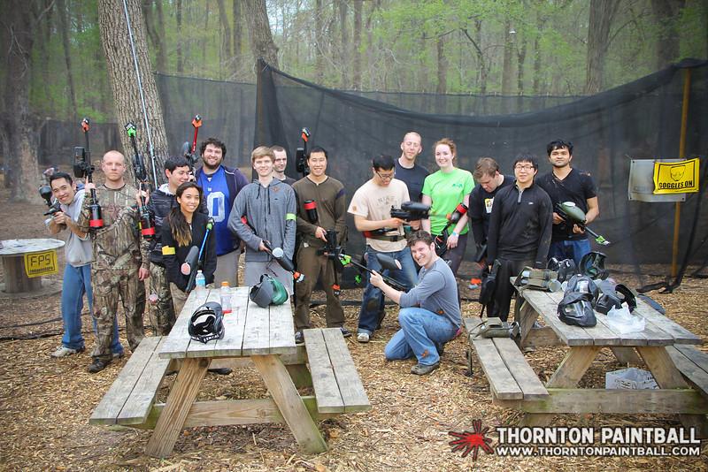 QVC & Swarthmore Team Paintball - 5/3/2014 4:24 PM