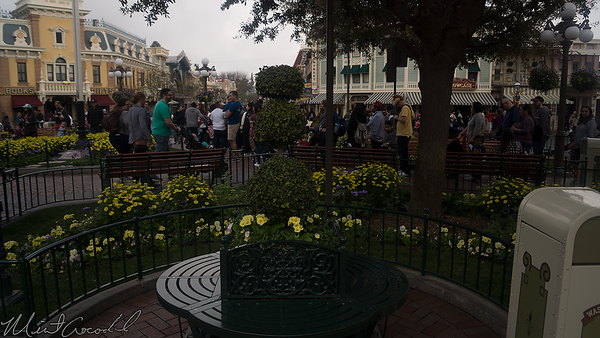 Disneyland Resort, Disneyland, Main Street USA