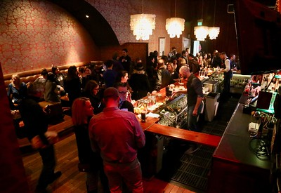 Burke's, Cathedral, Hamlin & Town Alumni Cocktail Party | January 17, 2019