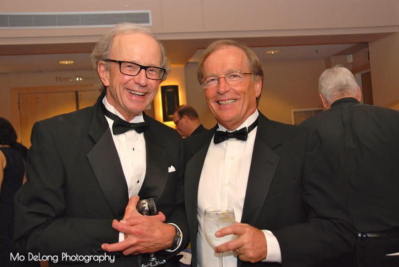 David Simons and Jim Gloystein