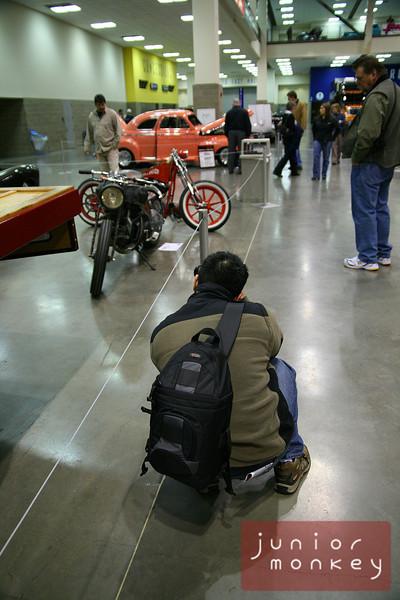 02.29.08 - Seattle Roadster Show