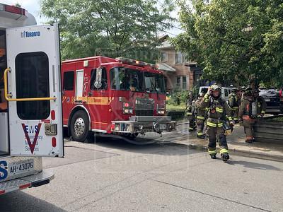 July 7, 2016 - 2nd Alarm - 82 Ranleigh Ave