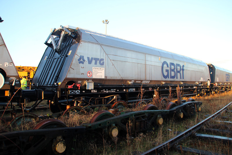 Brand New IIA 83706955340-7 at WH Davis on 15/12/12 in readiness for delivery on (20/12/12).