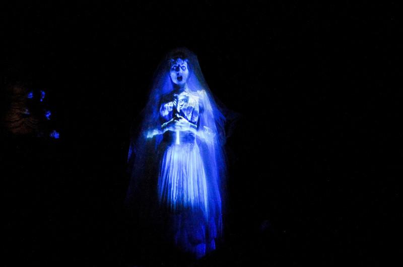 Haunted Mansion, Magic Kingdom