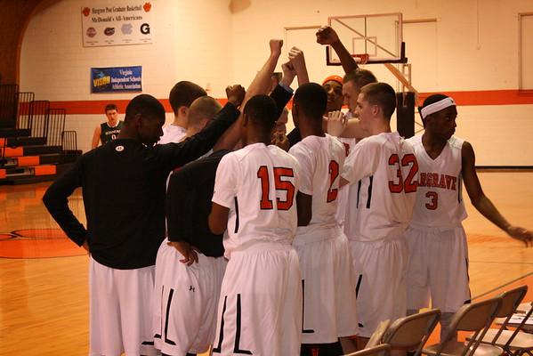 Varsity Basketball vs. Roanoke Catholic