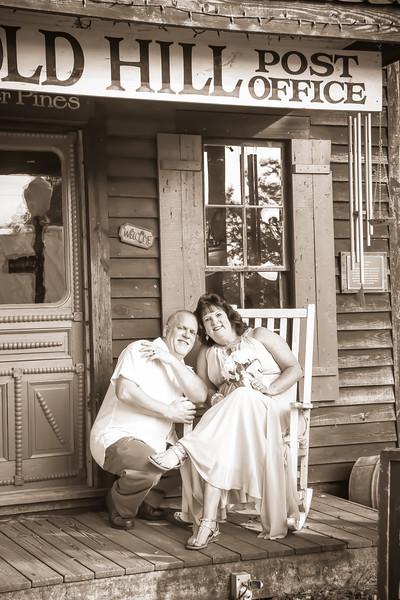 Wedding Portraits - Monochromes