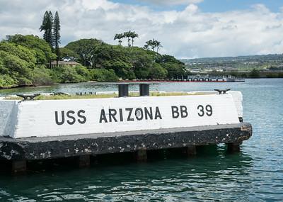 May 28 - USS Arizona Memorial