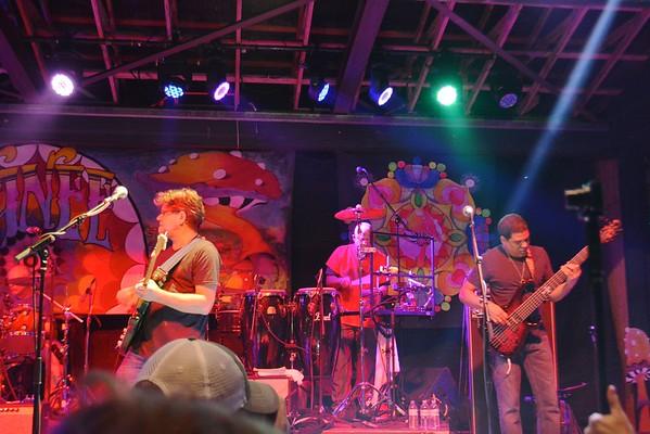 Les Brers, Wanee Music Festival -- 4/15/16