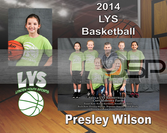 3rd Gr Girls - Curt Maberry Farms