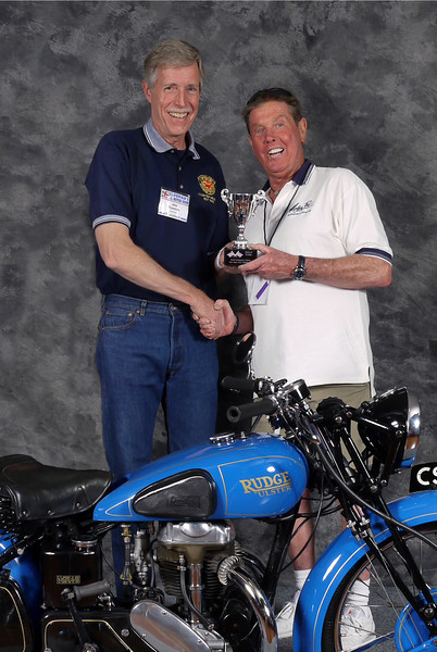 Jim Tomich photos for Rudge Newsletter