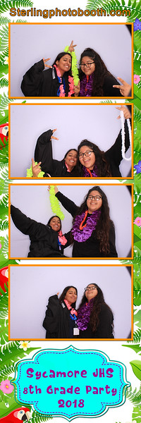 Sycamore JHS 8th Grade Party 2018