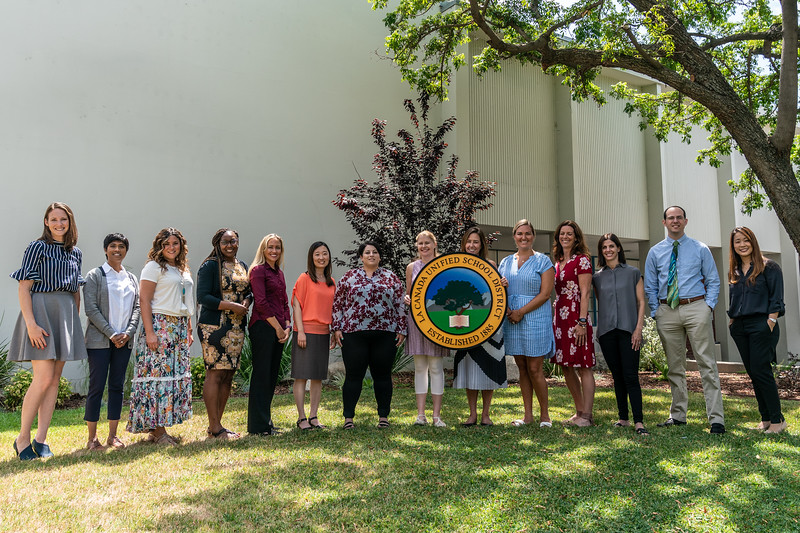 La Canada Unified welcomes new faculty for the 2019-20 school year.