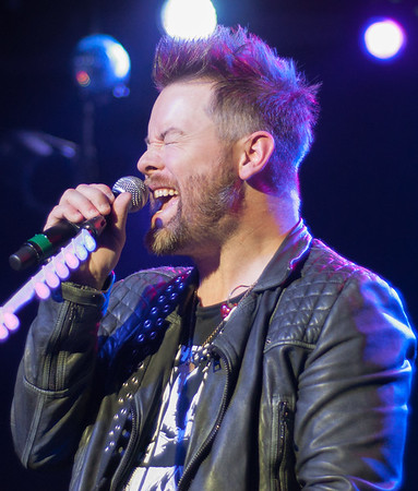 David Cook, Las Vegas 5/20/16
