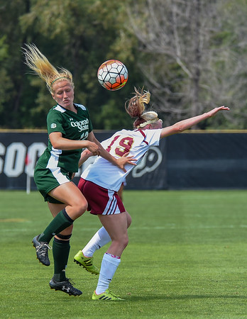 NCAA - Women's Soccer  - CSU vs DU - 2015-08-23