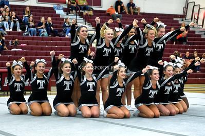 Cheer: 2015 Loudoun County Championship - Dominion 10.3.15