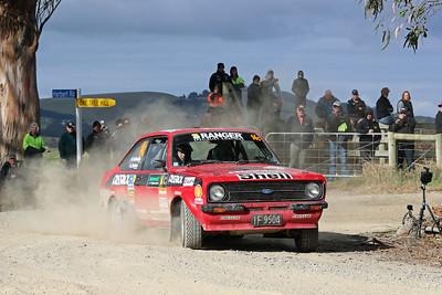 Rally Otago 2019 - Classic 2WD