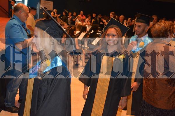 2017 Fallsburg Graduation