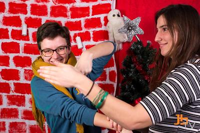 Christmas at Hogwarts 19/12/18