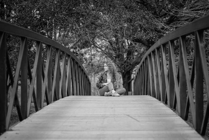 Bourdier on bridge sittingII B&W.jpg