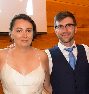 Vanja and Ted Wedding Reception - Sept 22 2018