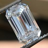 3.04ct Emerald Cut Diamond, GIA F VS1 2