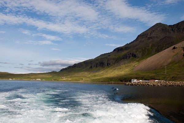 Norðurfjörður - Skjaldbjarnarvík - Reykjarfjörður