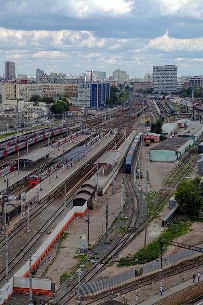 Moscow panoramas 5.07.2014