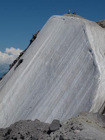 Mount St. Helens, July 2012