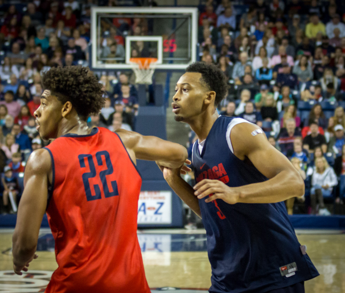 Kraziness in the Kennel 2016- Gonzaga Men's Basketball