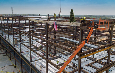 Inspira Medical Center Mullica Hill Topping Off