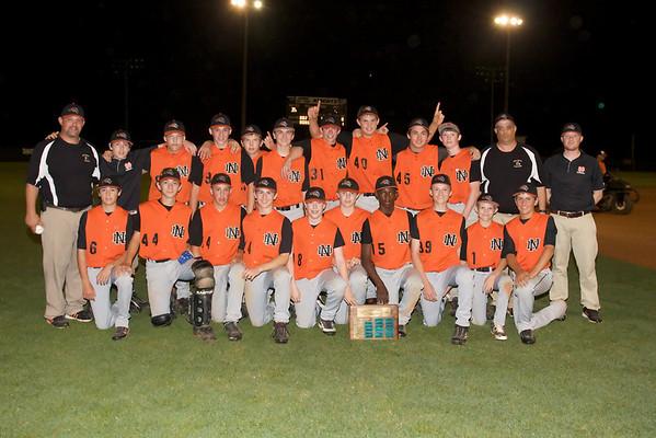 NDMS Knights Baseball