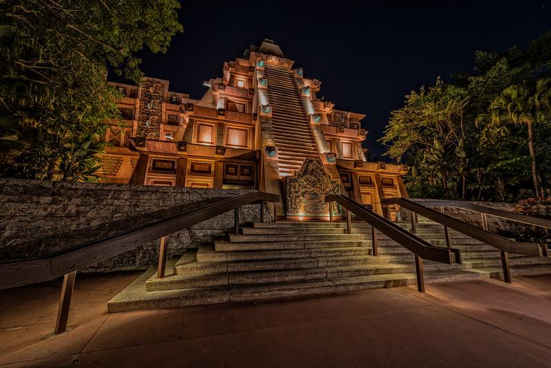 Epcot: Mexican Pavillion