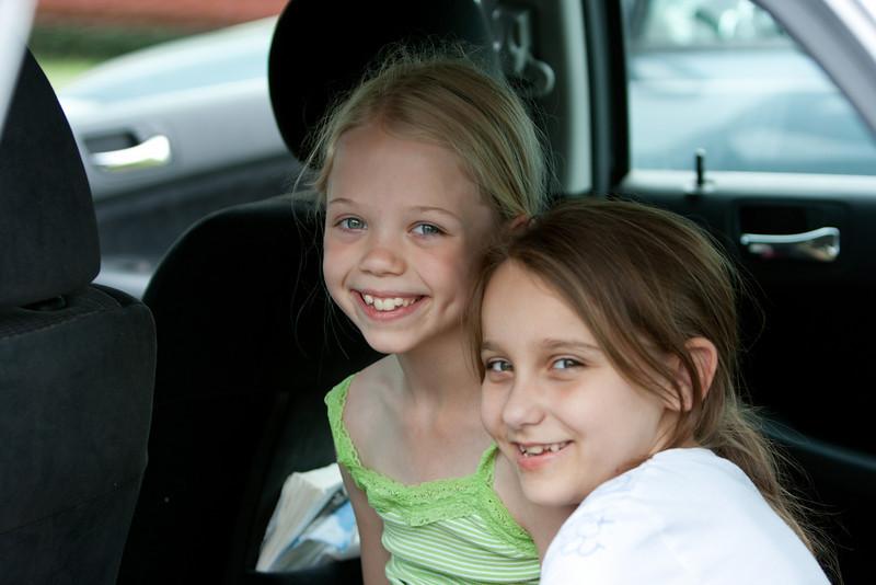 Arayana and her friend Alex.