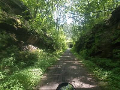 August 17 Rail Trail Ride