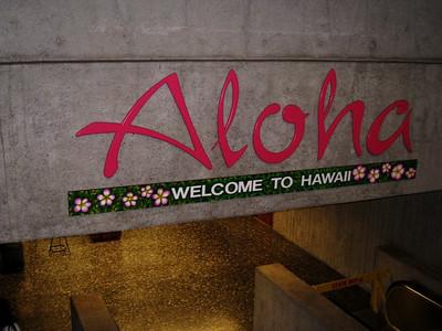 Hawaii Day 1-2 7/20-7/21/09
