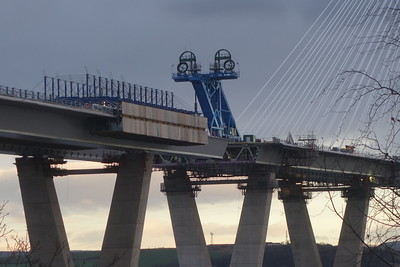 Queensferry Crossing 2017