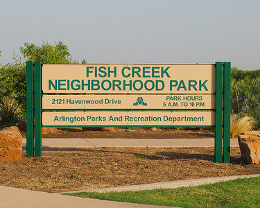 2012 Fish Creek Neighborhood Park