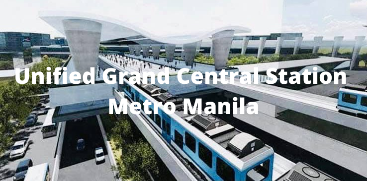 Unified Grand Central Station - Metro Manila