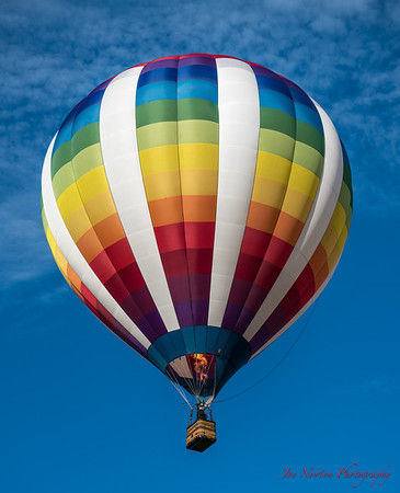 Hot Air Balloons Fest - Harvard Illinois