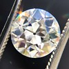 1.53ct Old European Cut Diamond GIA J VS2  2
