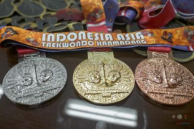 Hanmadang Indonesia Asia Taekwondo Championship 2019