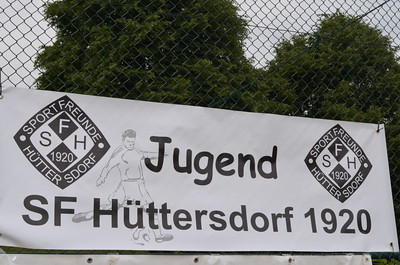 Fussball E-Jugend Turnier der Sportfreunde Hüttersdorf