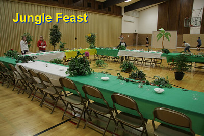 Youth Activity - Jungle Feast Jan 09