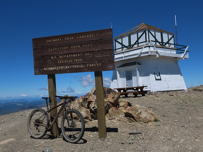 Anthony Peak mt. bike  ride 5.25.2021