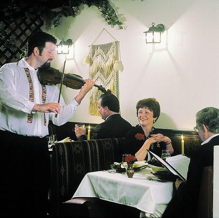 Old Europe Restaurant